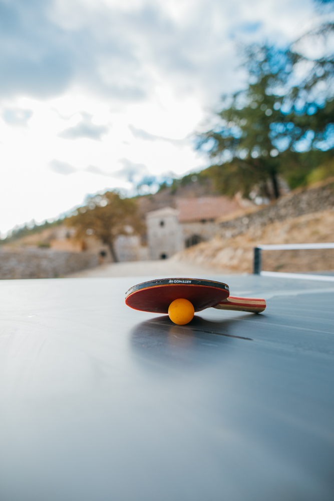 vacance pour groupe Domaine de Merlac ping pong