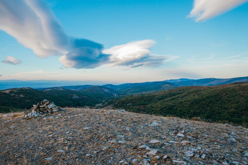Languedoc France paysage nature
