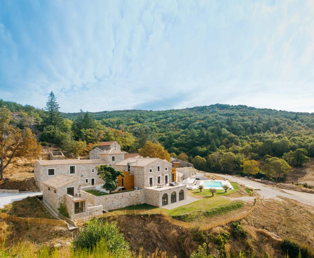 Domaine Merlac vacances sud France Languedoc