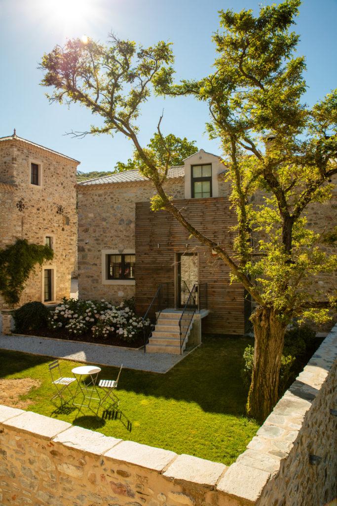 Domaine Merlac Languedoc location maison de vacances piscine séminaire
